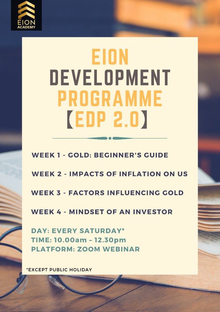 EION Development Programme